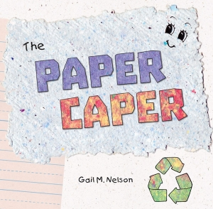 The Paper Caper front-cover